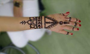 HennaTattoo wien Henna Tattoo Henna Paste Crazy Style Tattoo